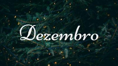 Balanço de Dezembro